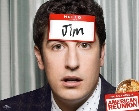 Jason Biggs As Jim In American Reunion Wallpaper