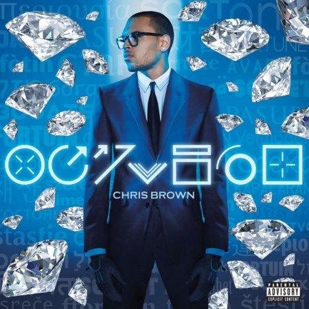 Chris Brown Fortune Deluxe Album Cover Front Album Cover