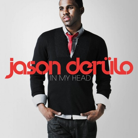 Jason Derulo In My Head Single Cover Other Wallpaper