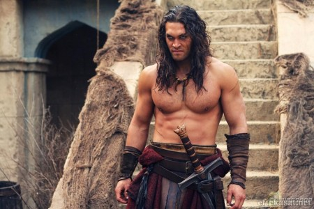 Jason Momoa Conan The Barbarian