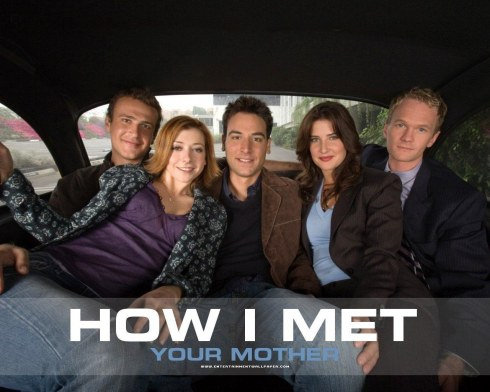 How Met Your Mother Jason Segel How Met Your Mother