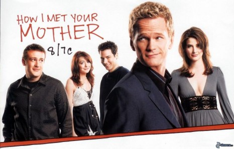 Immagini Evereu How Met Your Mother Josh Radnor Jason Segel Cobie Smulders Alyson Hannigan Neil Patrick Harris How Met Your Mother