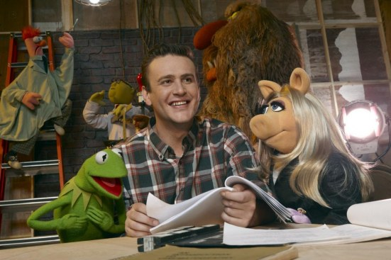 Muppet Movie Kermit The Frog Jason Segel And Miss Piggy Movies