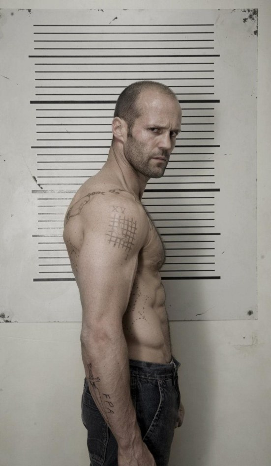 In Death Race Jason Statham Had To Get The Body Of Prisoner Body