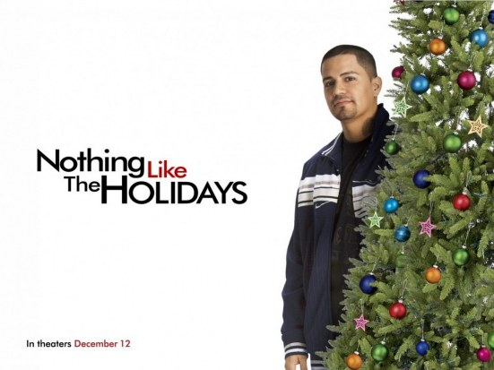 Jay Hernandez In Nothing Like The Holidays Smoking