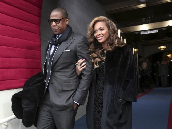 Music Grammywatch Roc Nation Jay And Beyonce