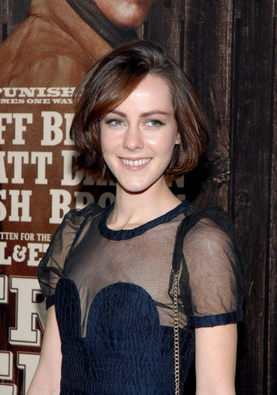 Jena Malone At True Grit Premiere In Nyc