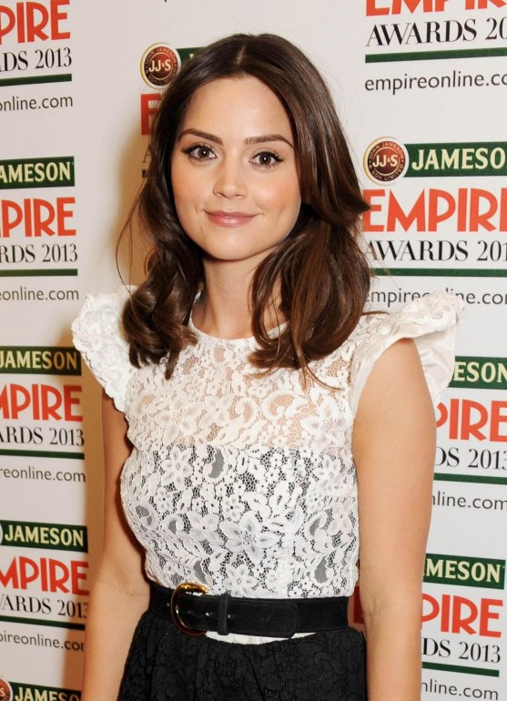 Jenna Louise Coleman At The Empire Film Awards In London