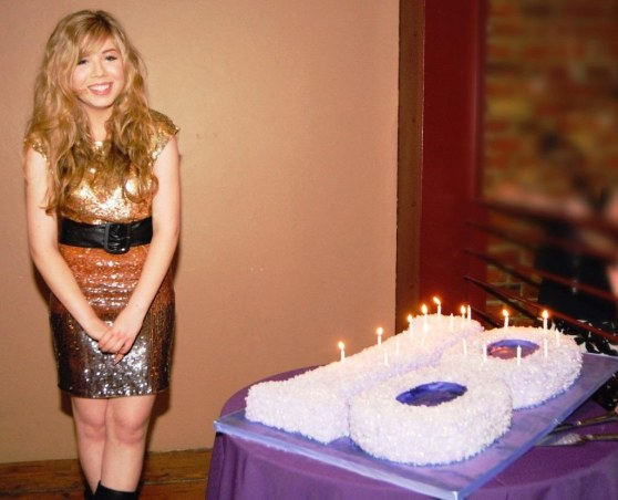 Jennette Birthday Then And Now