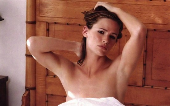Wal Jennifer Garner Hot