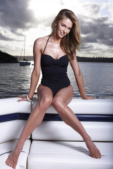 Jennifer Hawkins Swimsuit Hot