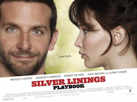 Silver Linings Playbook Poster Silver Linings Playbook