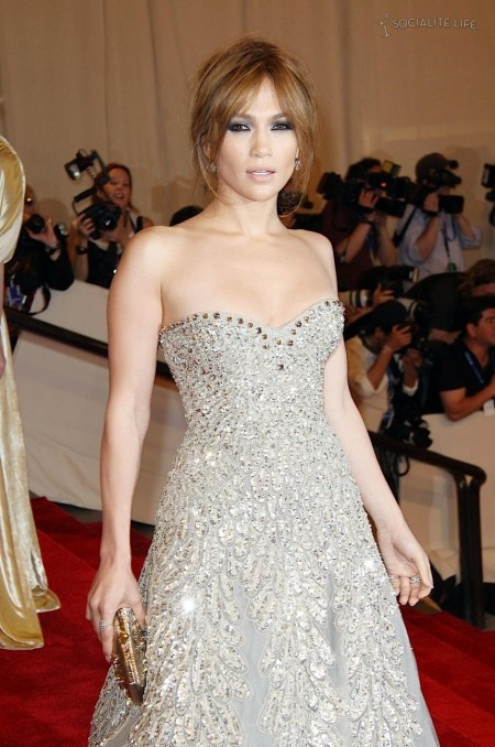 Jennifer Lopez Met Costume Gala Red Carpet Photos Red Carpet