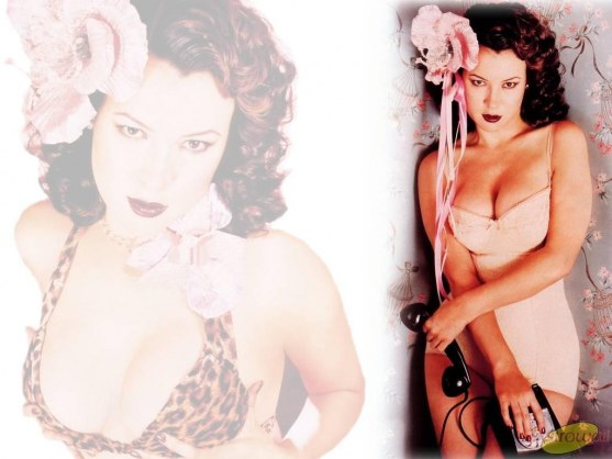 Jennifer Tilly Desktop Wallpaper Normal Wallpaper