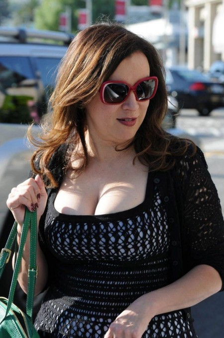 Jennifer Tilly Out And About In Los Angeles