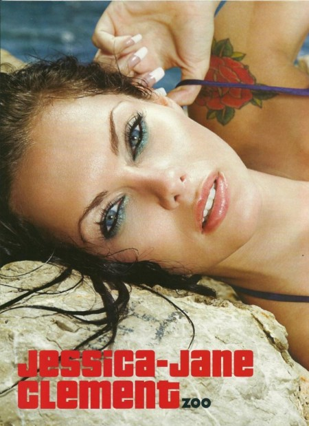 Jessica Jane Clement Zoo July Rd Th