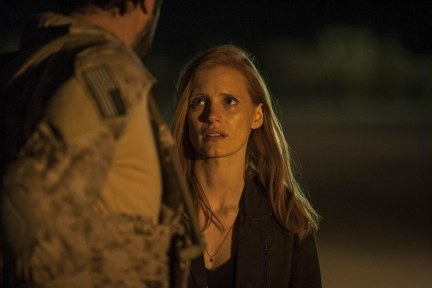 Foto Jessica Chastain En La Noche Mas Oscura Zero Dark Thirty Zero Dark Thirty