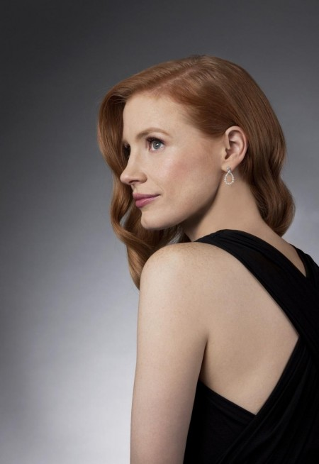 Hot Jessica Chastain Wallpapers