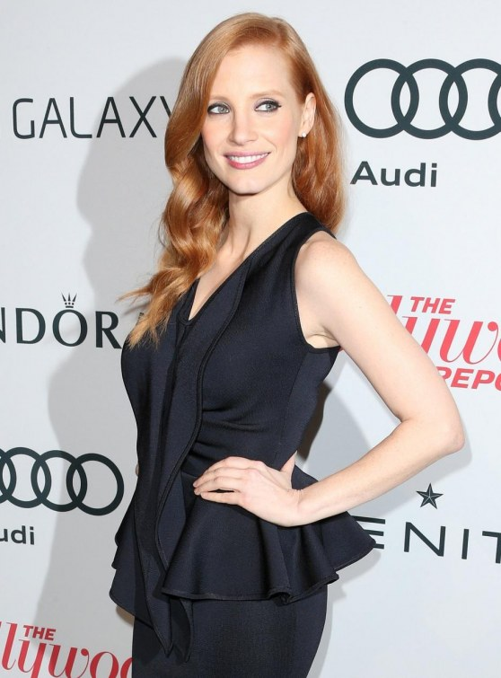 Jessica Chastain Hot Hot