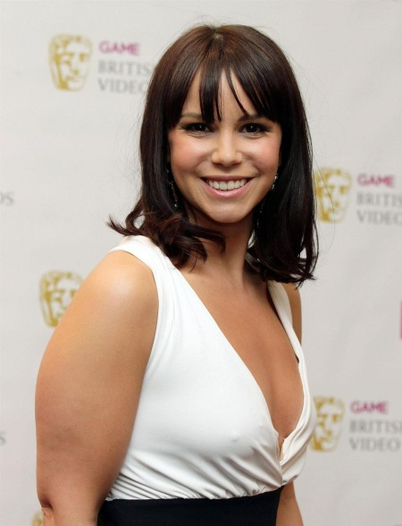 Jessica Fox At British Academy Video Games Awards In London