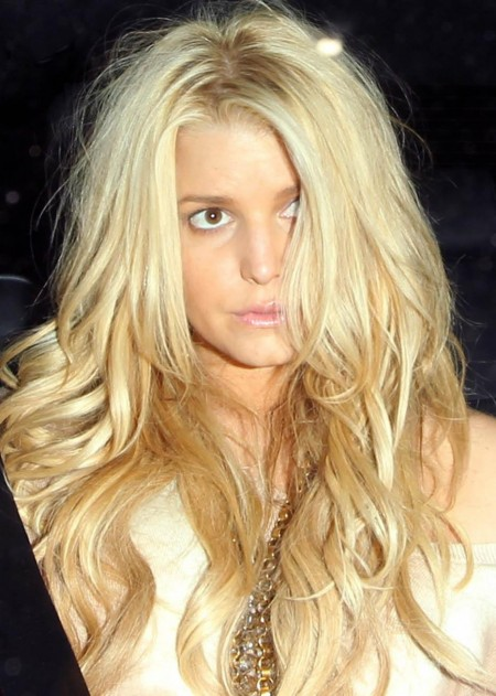 Jessica Simpson Shared Picture