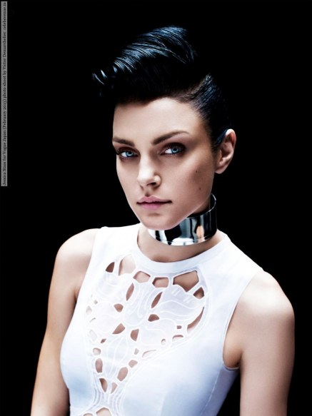 Jessica Stam For Vogue Japan February Photo Shoot By Victor Demarchelier Id