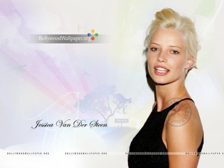Jessica Van Der Steen Wallpaper