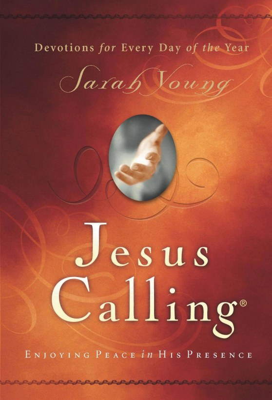 Jesus Calling Shared Picture