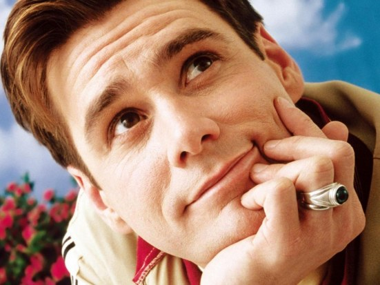 Truman Show Jim Carrey Truman Burbank Face Actor Wallpaper