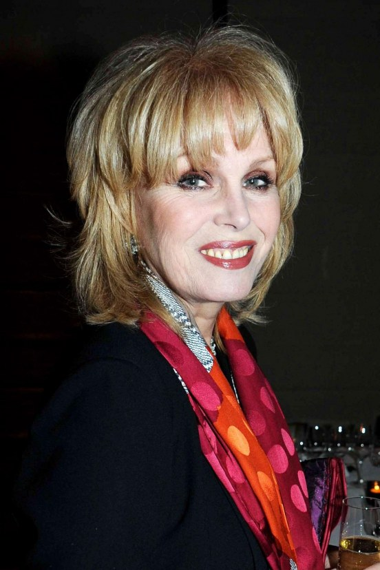 Joanna Lumley Vogue Jul Rex