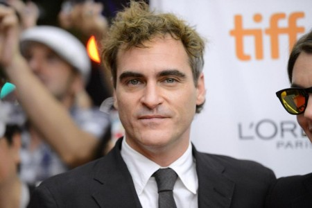 Joaquin Phoenix In The Master Large Picture