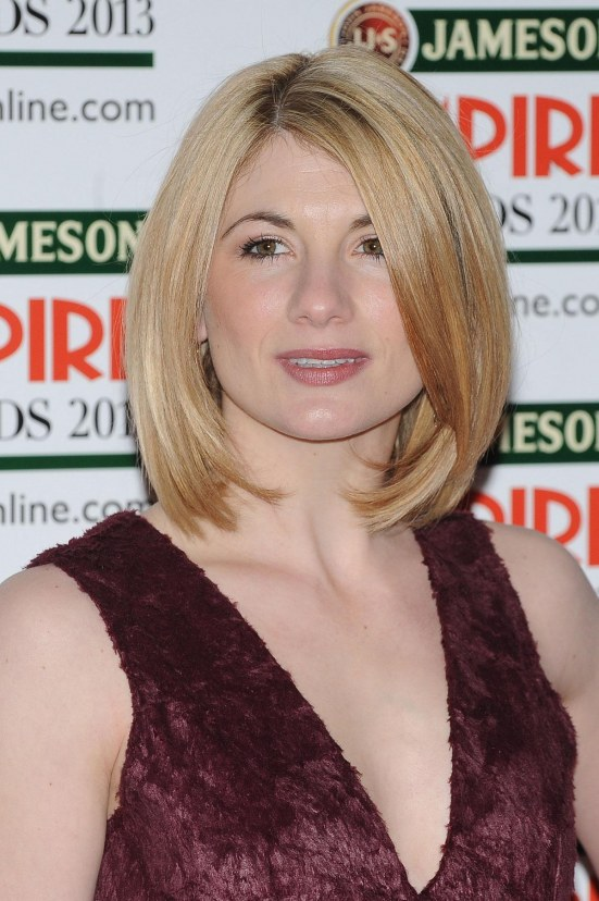 Jodie Whittaker At The Empire Film Awards In London