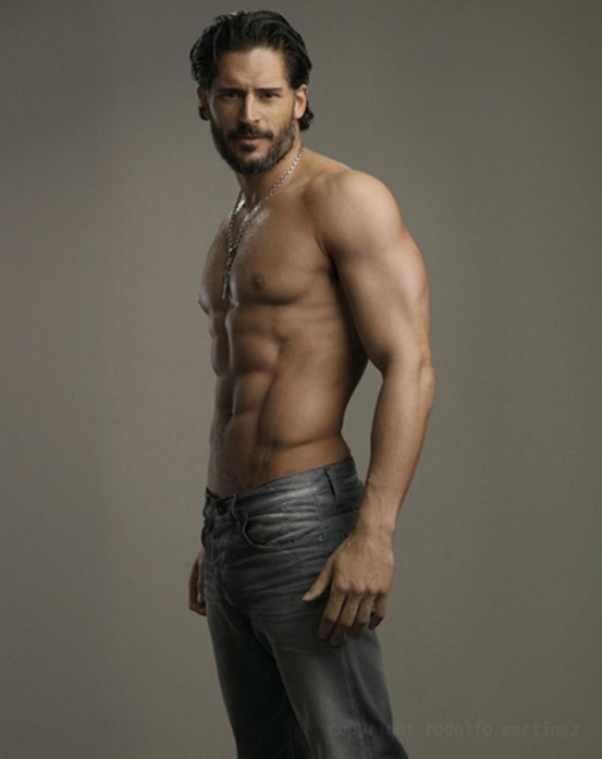 Joe Manganiello Hot Hot