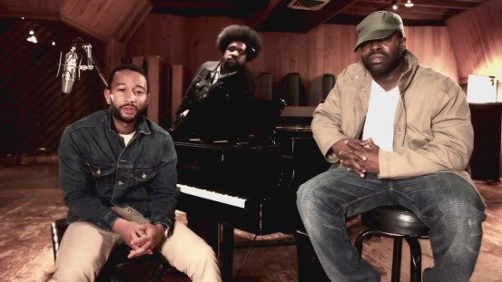 John Legend Our Generation Feat The Roots Body