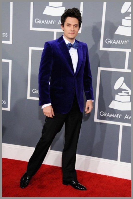 Grammy Fashion John Mayer Fashion