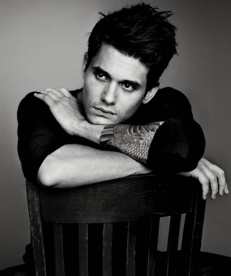 John Mayer Details Magazine December