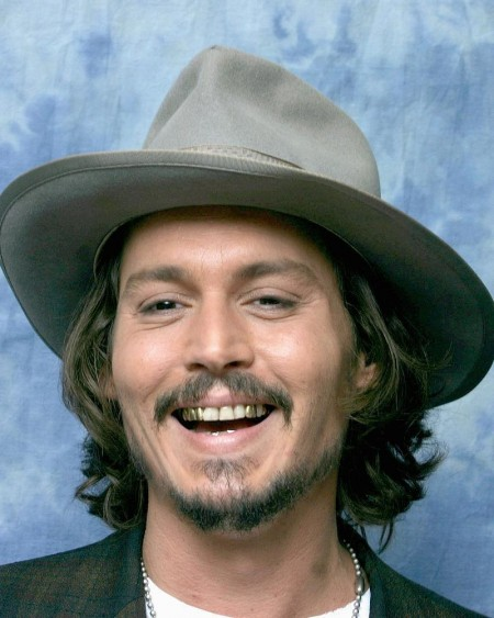 Smile Johnny Depp