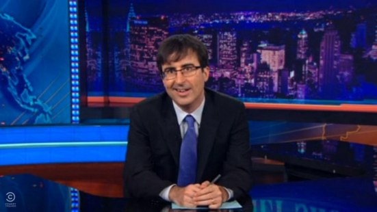 Daily Show John Oliver