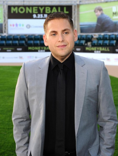 Jonah Hill At Event Of Moneyball Large Picture