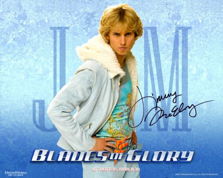Jon Heder In Blades Of Glory Wallpaper