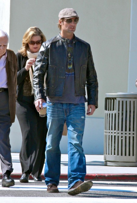 Josh Holloway Leaving His Agents Office In Beverly Hills February Josh Holloway