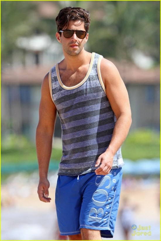 Josh Peck Hawaii Vacat Shirtless
