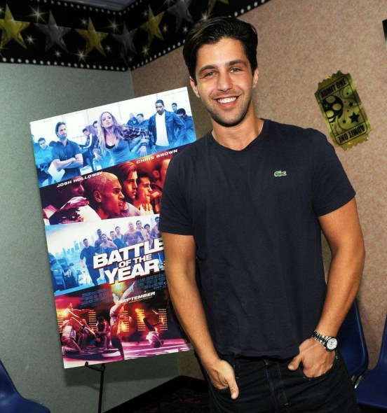 Josh Peck Josh Peck Battle Year Screening Wqyd Iidb Fashion