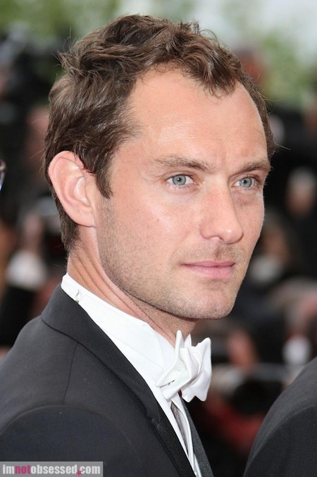 Jude Law Cannes