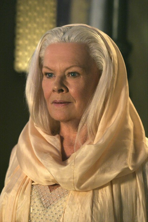 Picture Of Judi Dench In The Chronicles Of Riddick Large Picture