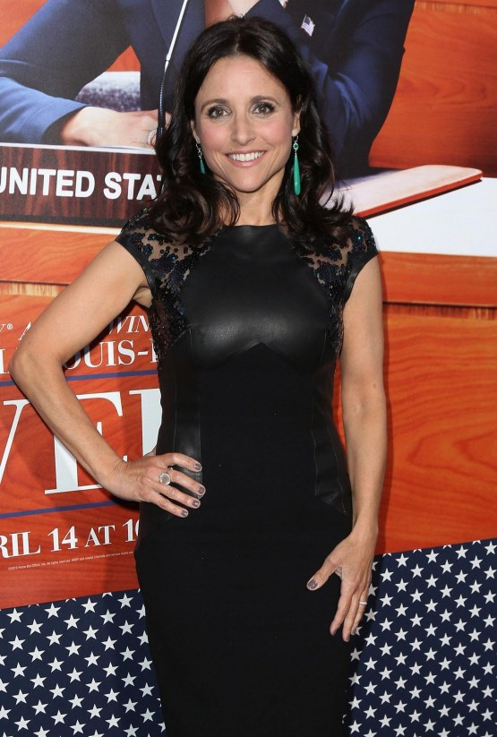 Julia Louis Dreyfus At Hbos Veep Season Premiere In Hollywood Julia Louis Dreyfus Veep