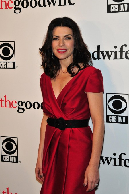 Julianna Margulies The Good Wife Nd Season Premiere And Season Dvd Launch