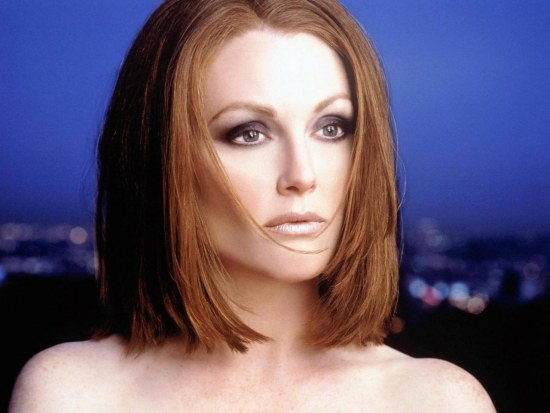 Julianne Moore Short Hairstyle Hair