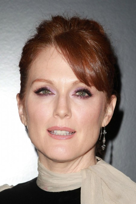 Pirelli Calendar Gala Dinner December Julianne Moore