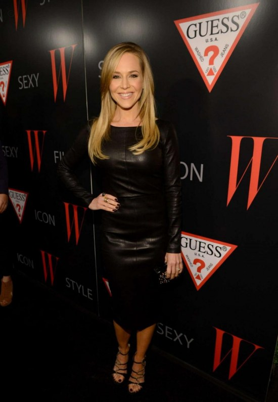 Julie Benz At Years Of Fashion And Film Fashion